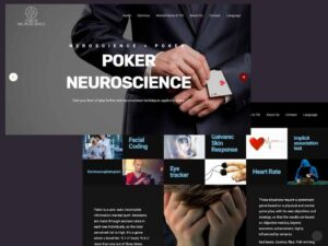 poker neuroscience